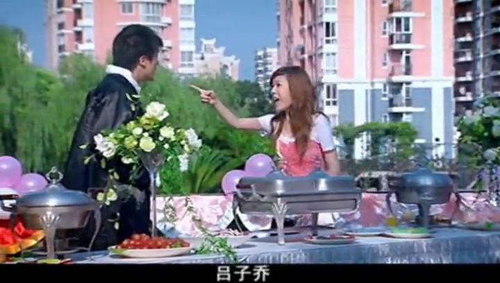 吕子乔和陈美嘉 爱情公寓剧集盘点首页图片