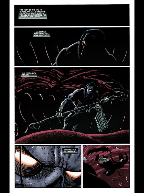 漫画 血统/第3 页第2 页...