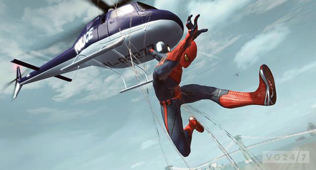 神奇蜘蛛侠(高自由度与高质量水准作品)截图1