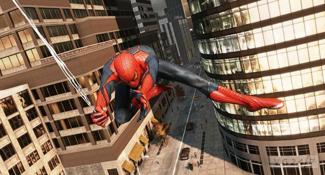神奇蜘蛛侠(高自由度与高质量水准作品)截图2