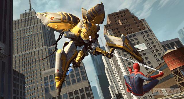 神奇蜘蛛侠(高自由度与高质量水准作品)截图0