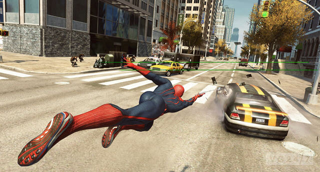 神奇蜘蛛侠(高自由度与高质量水准作品)截图3