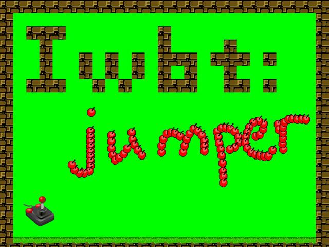 I wanna be the Limit Jumper(需要各种极限跳跃操作才能够过关的鬼畜作品)截图0
