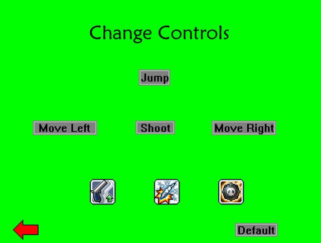 I wanna be the Limit Jumper(需要各种极限跳跃操作才能够过关的鬼畜作品)截图2