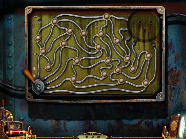 尼莫船长的秘密(海底两万里小说改编游戏)截图2