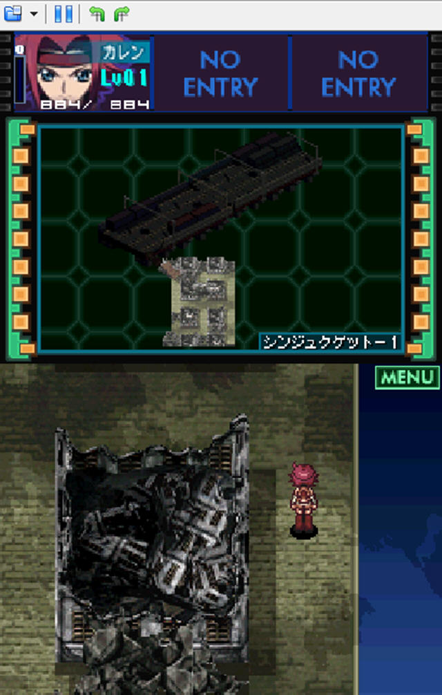 反叛的鲁鲁修(鲁鲁修同人机甲回合制游戏)截图1