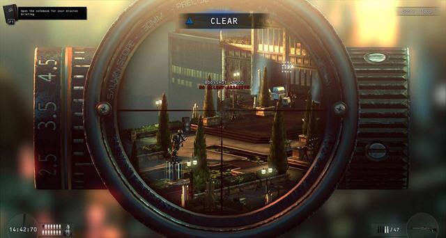 杀手:狙击挑战杀手47的狙杀挑战截图1