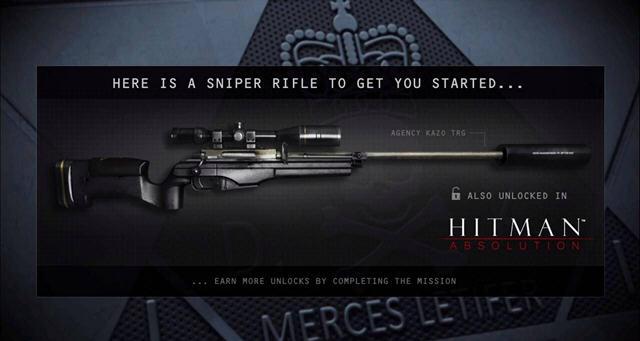 杀手:狙击挑战杀手47的狙杀挑战截图3