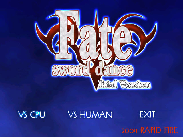 Fate格斗游戏(Fate同人的格斗竞技游戏)截图2