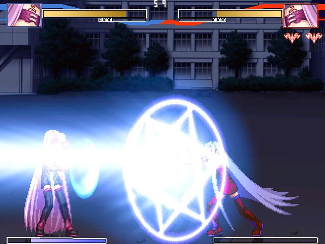 Fate格斗游戏(Fate同人的格斗竞技游戏)截图0