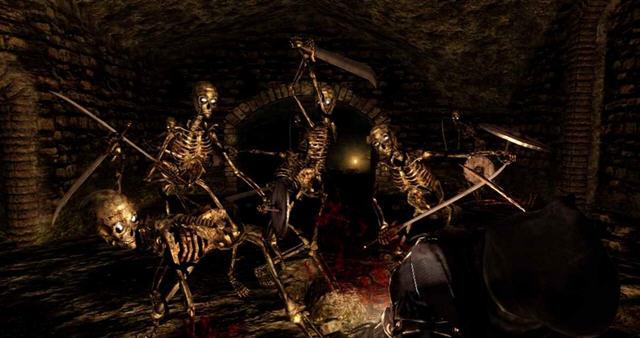 黑暗之魂:受死版中文版截图0