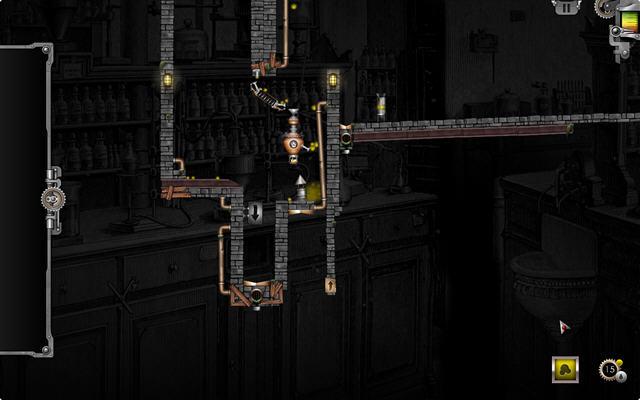 机械学者的崛起(各种分子转换的解密游戏)截图2