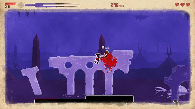 流血像素(血腥暴力的像素过关游戏)截图0