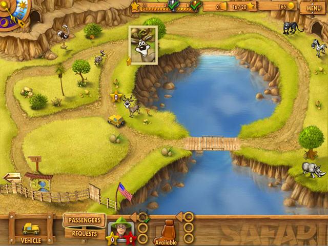 优达野生动物园 野生动物园的建造之路