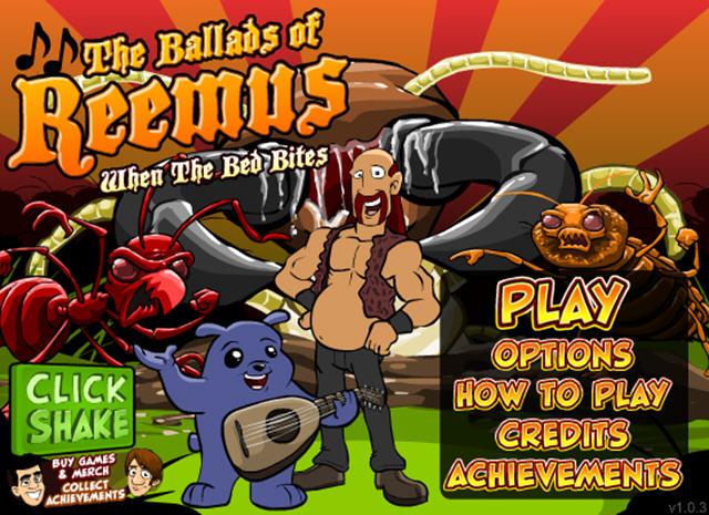 瑞姆斯的冒险外传(漫画搞笑风格的冒险解密游戏)截图2