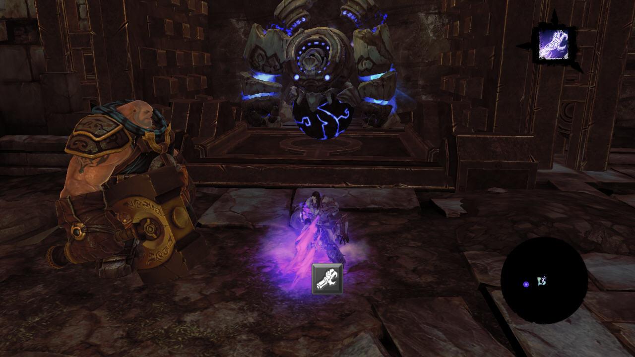 暗黑血统滚球bug_《暗黑血统2》熔炉地牢取得心石2的区域被卡主了,一直找不到滚球,这里
