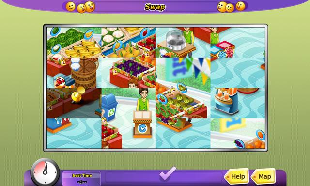 狂欢百货店3:购物天堂 热带岛屿的购物圣地