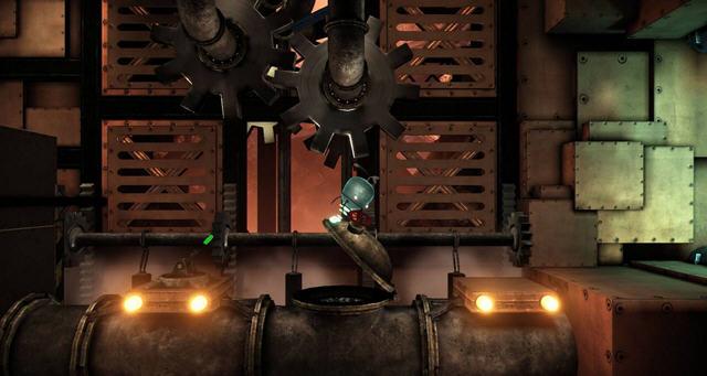 不机械城(与机械迷城一样风格的冒险解密游戏)截图3