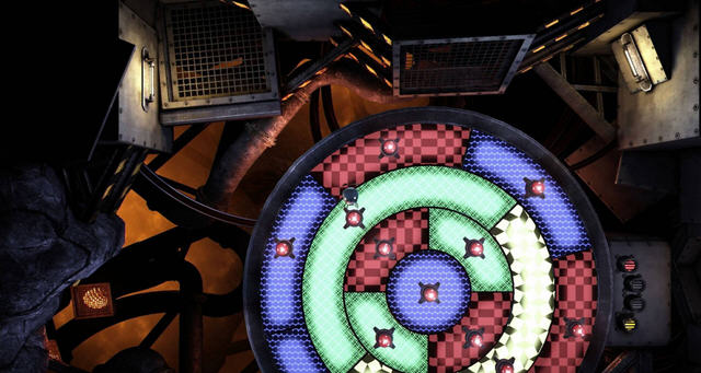 不机械城(与机械迷城一样风格的冒险解密游戏)截图2