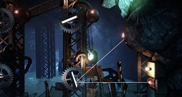 不机械城(与机械迷城一样风格的冒险解密游戏)截图4