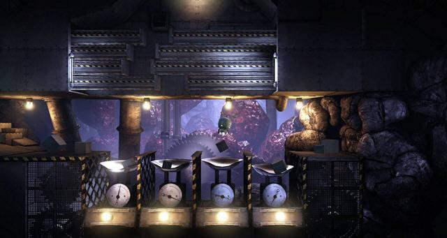 不机械城(与机械迷城一样风格的冒险解密游戏)截图5