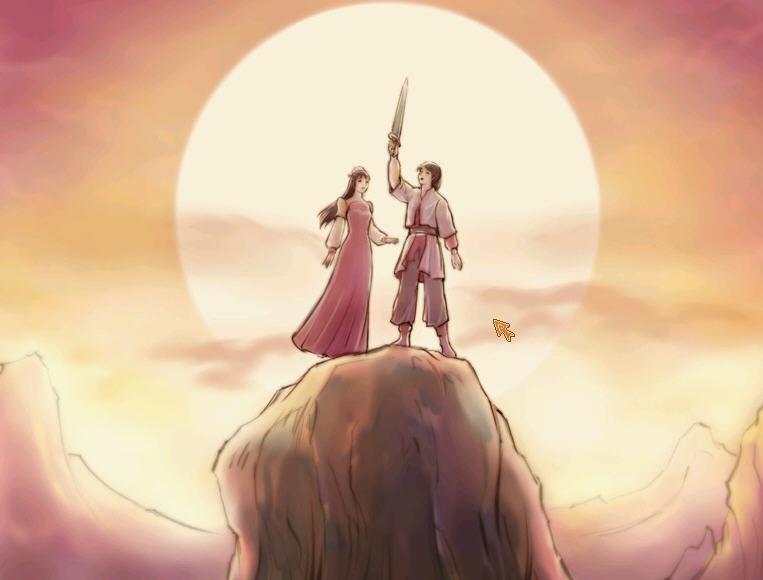 轩辕剑5隐藏结局存档