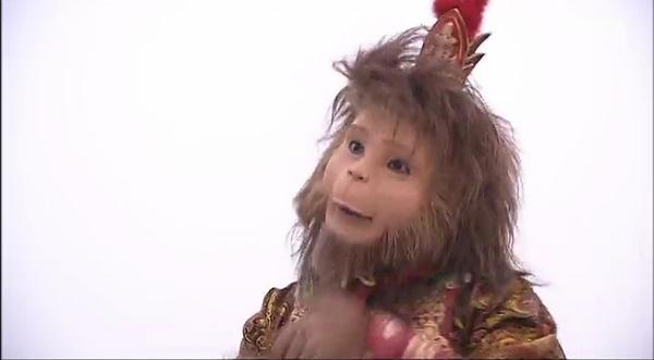 孙猴子遭戏耍 盘点古今中外各种孙悟空