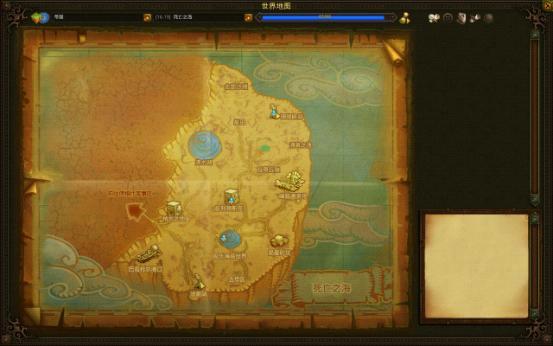 巫师之怒1-23级地图任务点详解