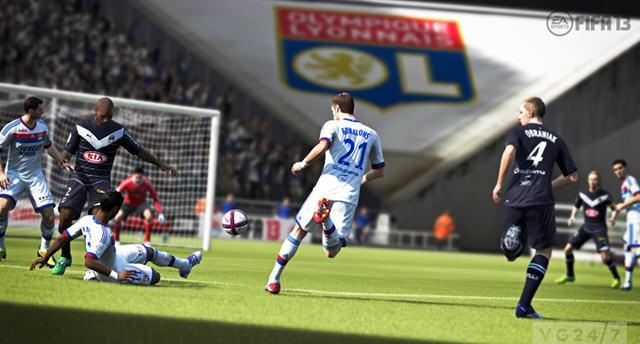 FIFA13正式版截图0