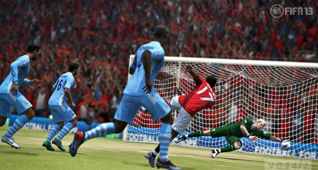 FIFA13正式版截图3
