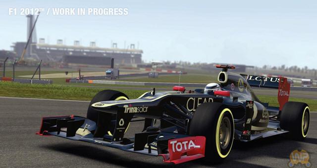 F1 2012免安装破解版截图0