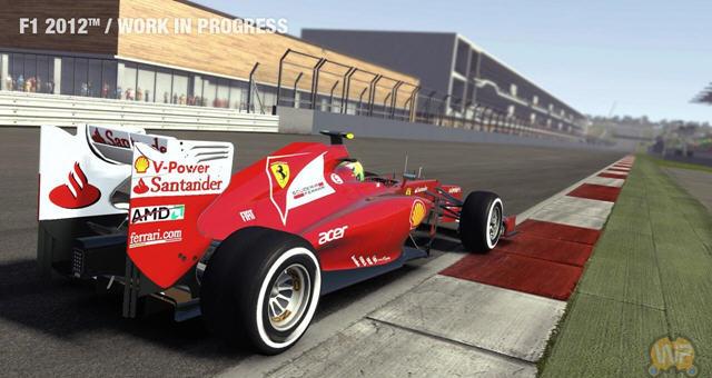 F1 2012免安装破解版截图1