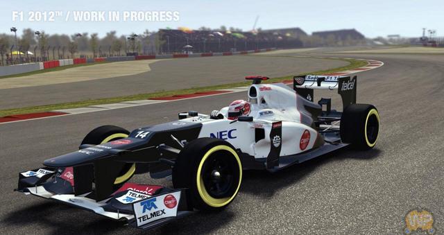 F1 2012免安装破解版截图3
