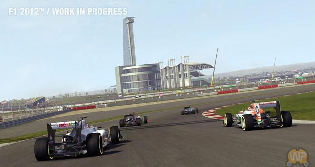 F1 2012免安装破解版截图2