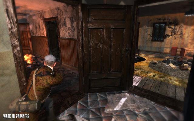 起义44:沉默阴影(盟军敢死队的3D翻版)截图0