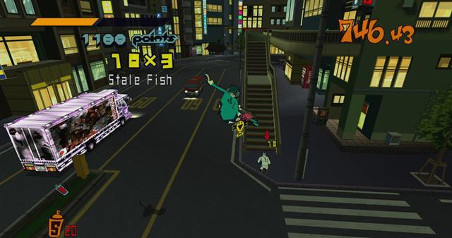 街头涂鸦HD(3D卡通风涂鸦游戏)截图1