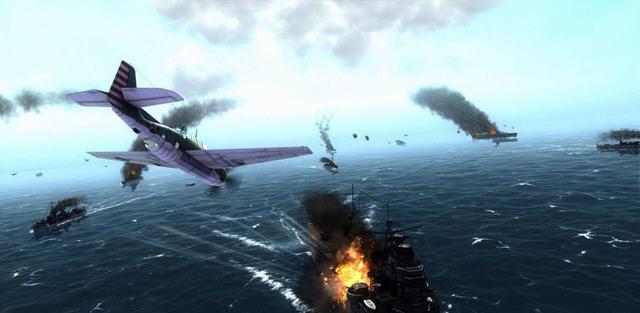 空中冲突:太平洋航母截图3