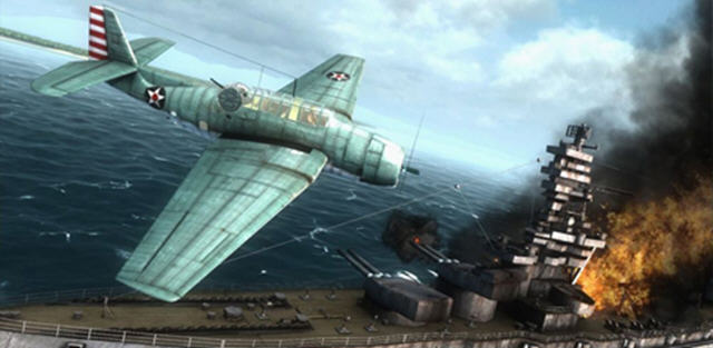 空中冲突:太平洋航母截图2