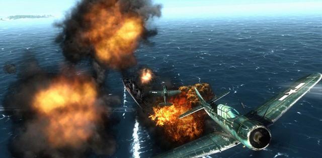 空中冲突:太平洋航母截图4