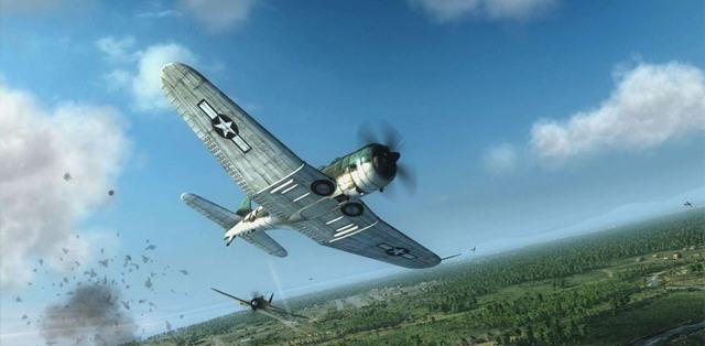 空中冲突:太平洋航母截图5