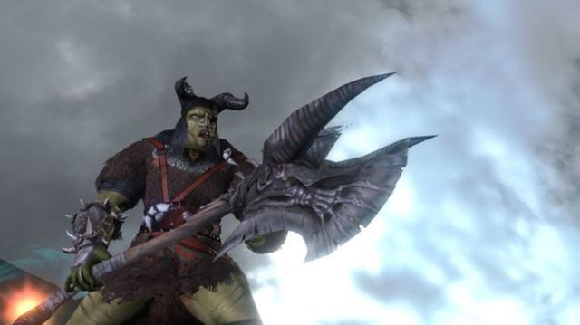 战神格尔沙普:龙之庙宇(PC版战神)截图0