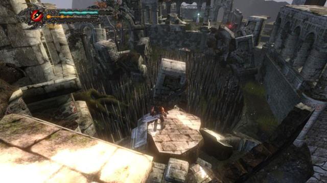战神格尔沙普:龙之庙宇(PC版战神)截图1