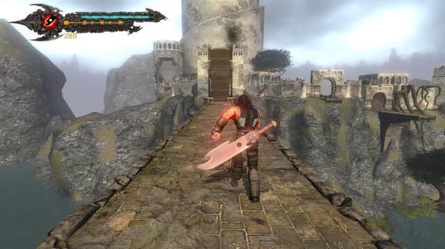 战神格尔沙普:龙之庙宇(PC版战神)截图3
