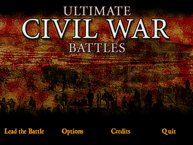 美国南北战争(Ultimate Civil War Battles)截图1