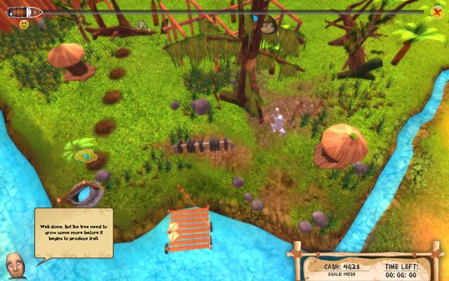非洲农场热(全新创意的3D动物园模拟游戏)截图0