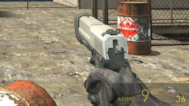 你不把油桶打完你都不好意思说你玩过射击游戏