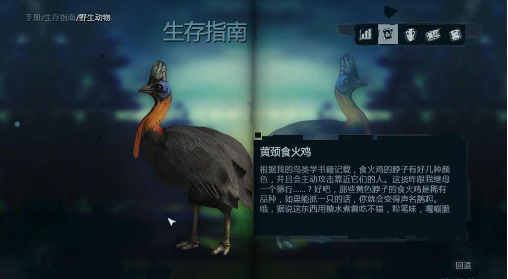 《孤岛惊魂3》野生动物大全  在开放自由的《孤岛惊魂3》游戏地图