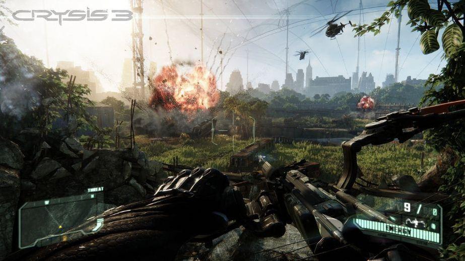 《孤岛危机3》游戏截图第二辑