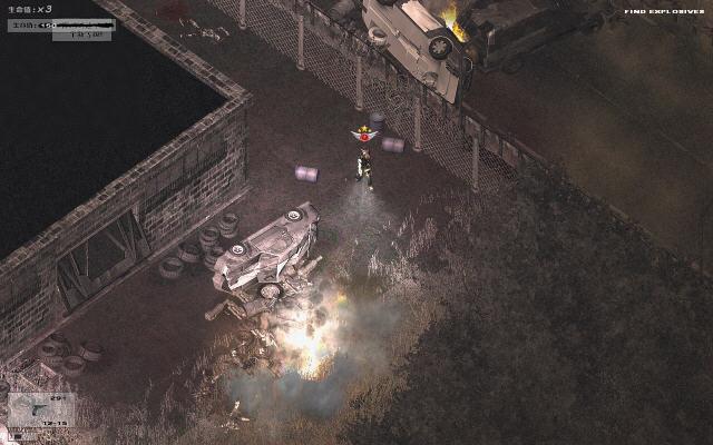 僵尸枪手2完整汉化版截图4