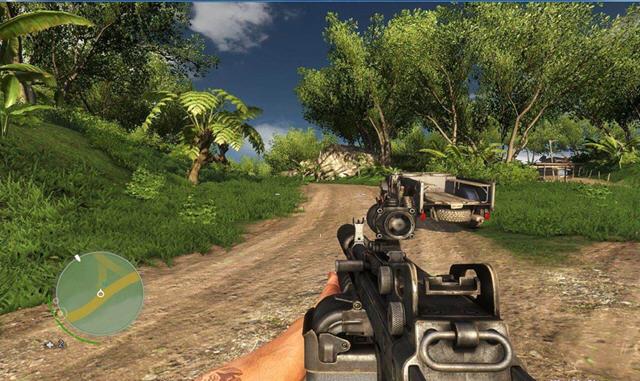 孤岛惊魂3武器附件及1.04版dlc整合mod